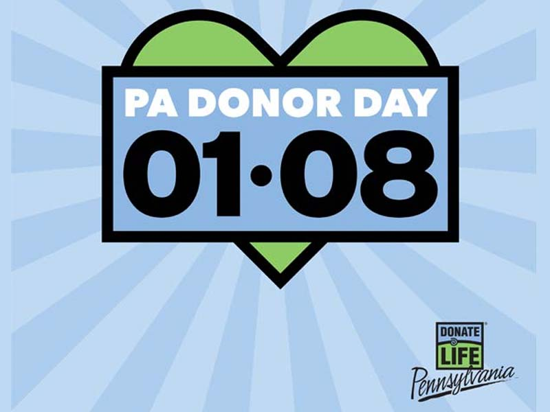 PA Donor Day